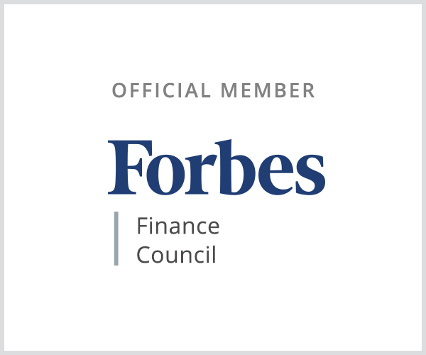 Forbes Finance Council Member